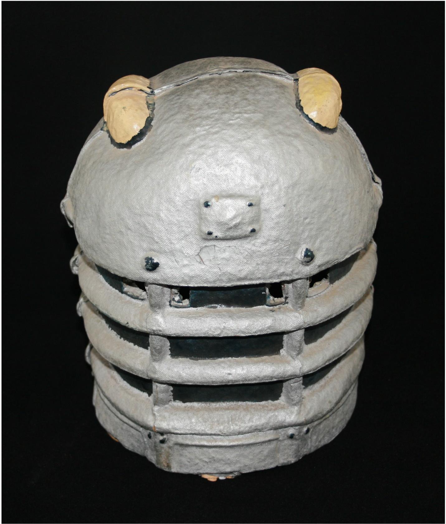 A. E. Bangham & Co. Ltd., Dalek papier-mache mask