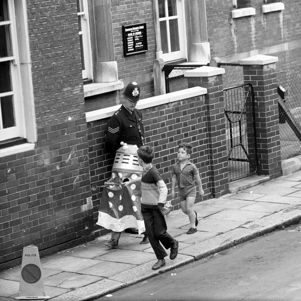 Berwick's Toy Co. Ltd., photo of Dalek playsuit