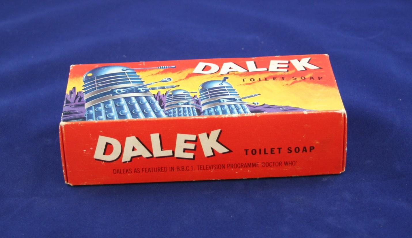 Scorpion Universal Toys Ltd., Dalek Toilet Soap