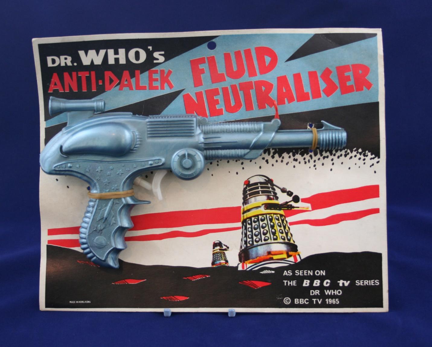 Lincoln International Ltd., Dr. Who's Anti-Dalek Fluid Neutraliser