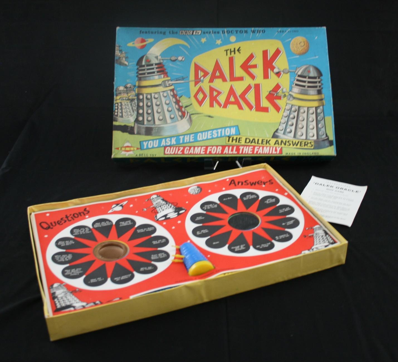 Bell Toys Ltd., The Dalek Oracle