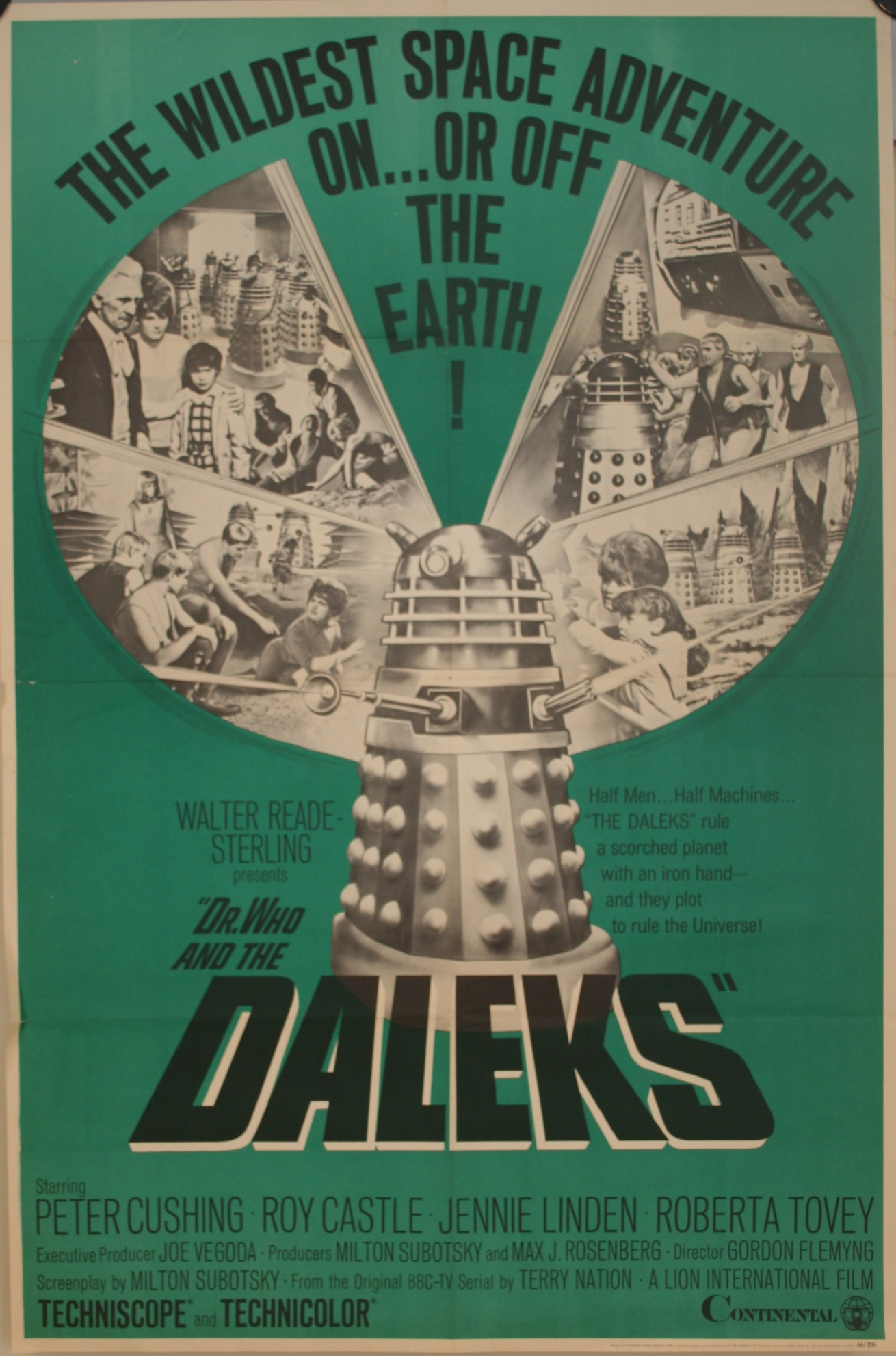 US One-Sheet Poster