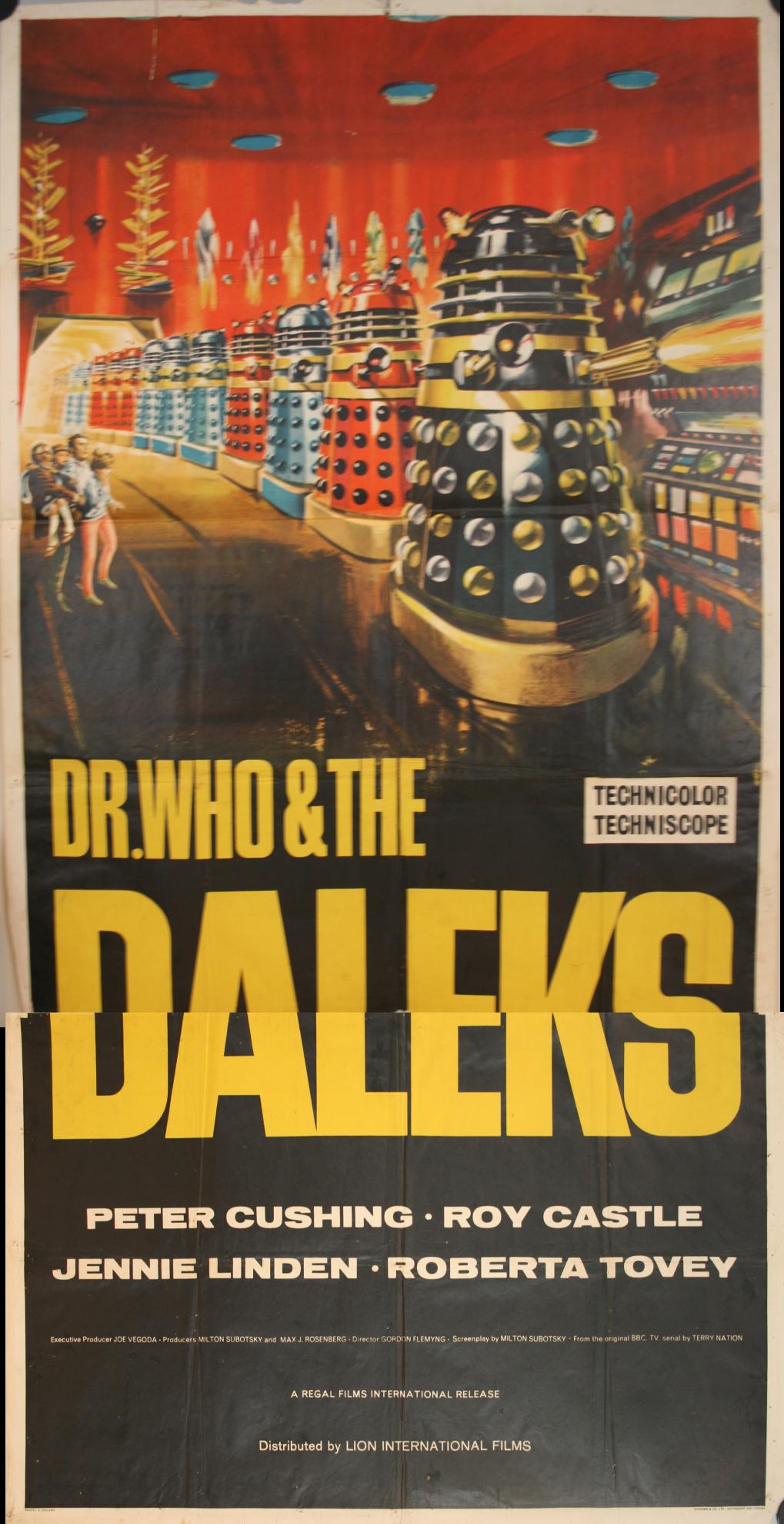 UK Three-Sheet Poster
