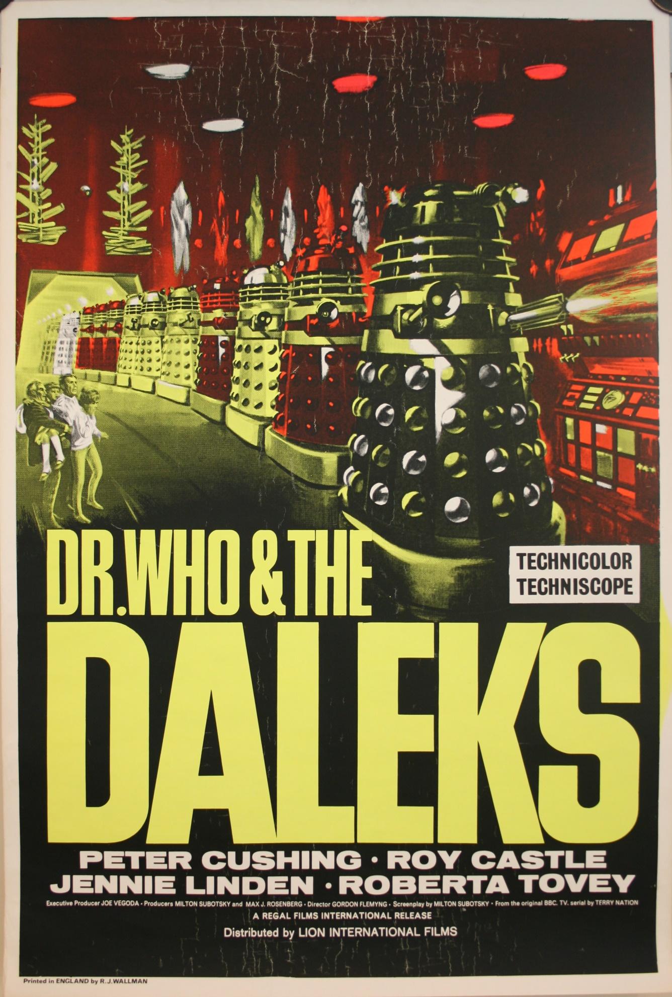 UK Rank Reissue One-Sheet Poster