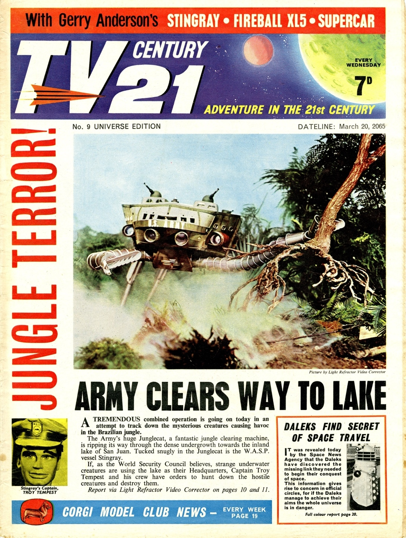 TV Century 21 #9, March 20, 2065 (1965)