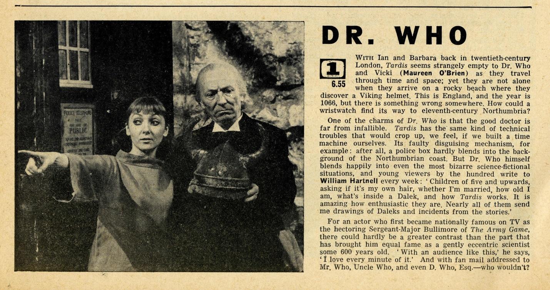 Radio Times, July 3-9, 1965