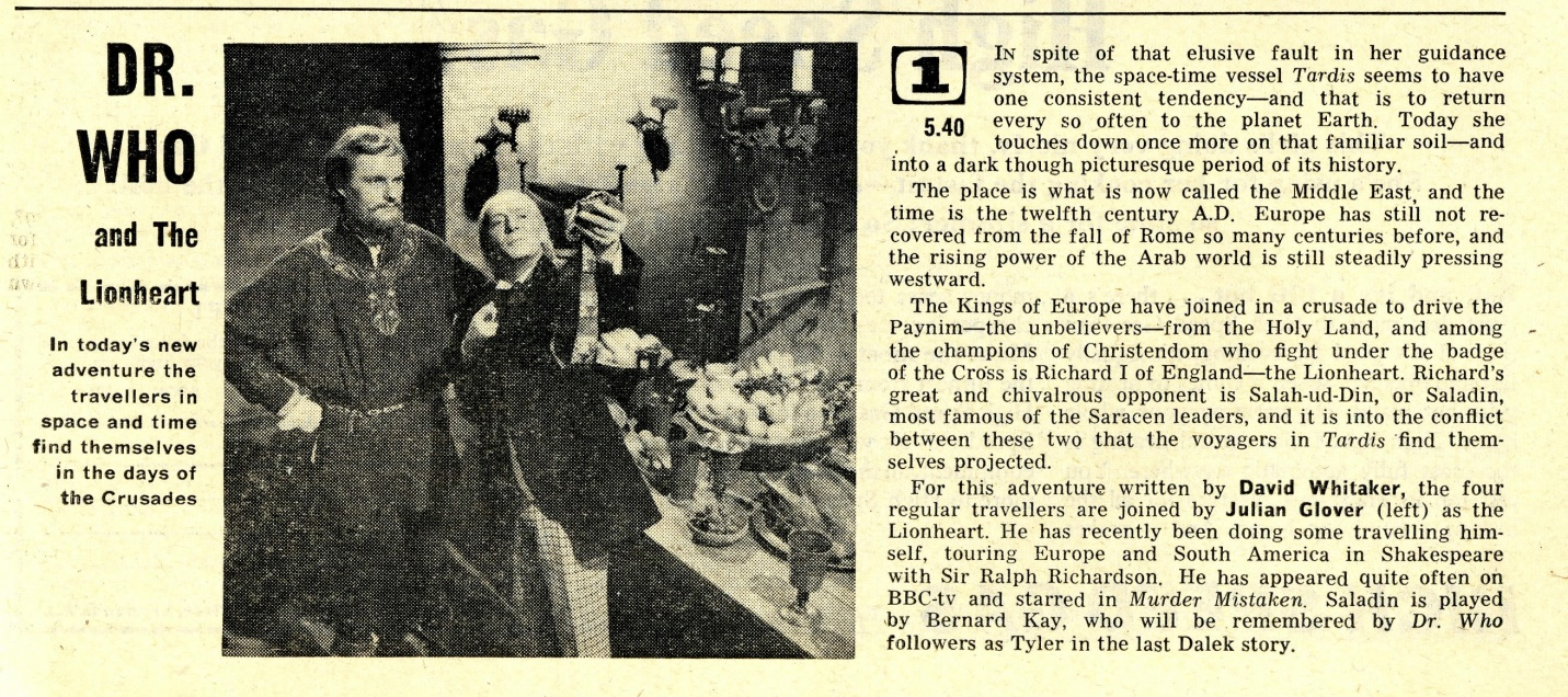 Radio Times, March 27 - April 2, 1965