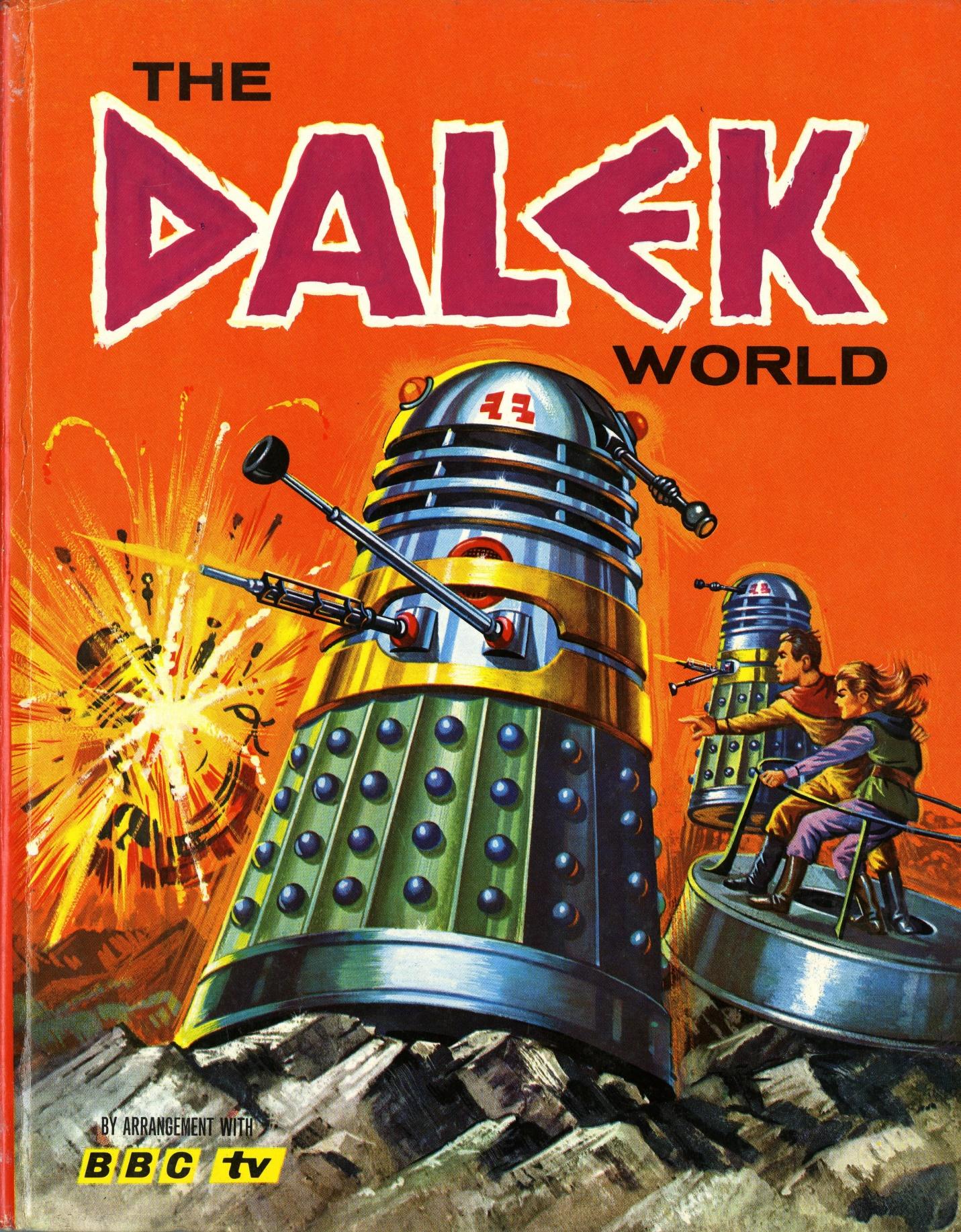 Panther Books Ltd., in association with Souvenir Press Ltd., The Dalek World