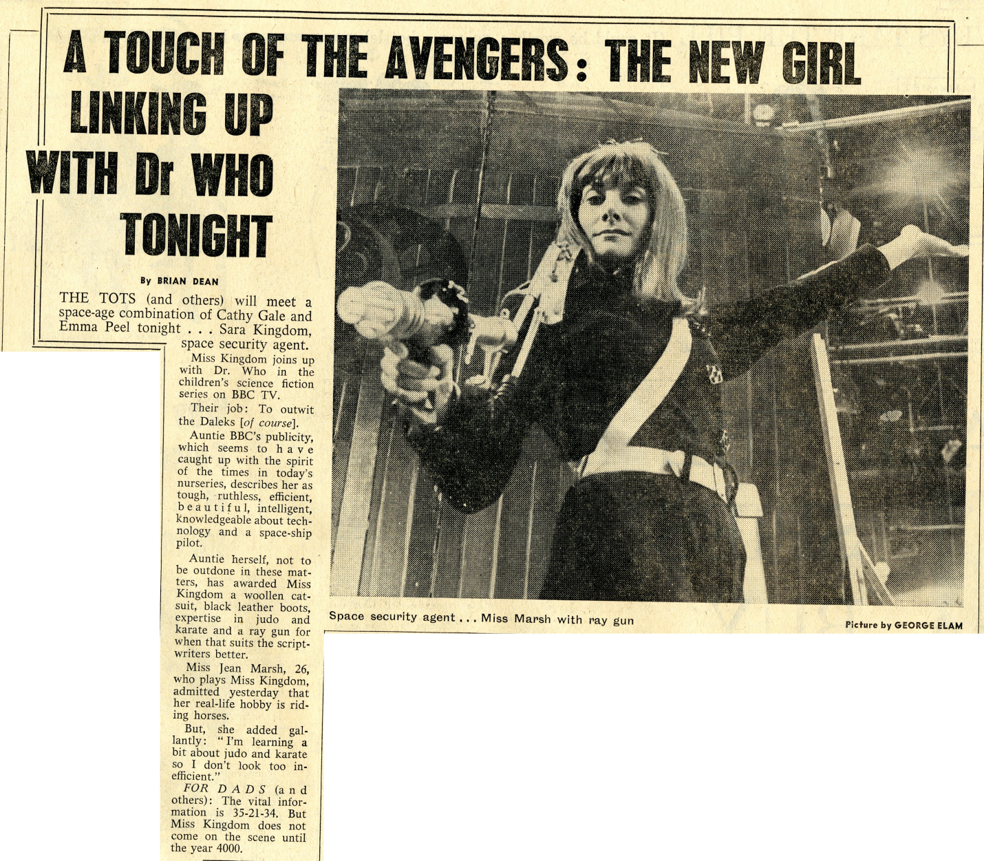 Daily Mail, December 4, 1965
