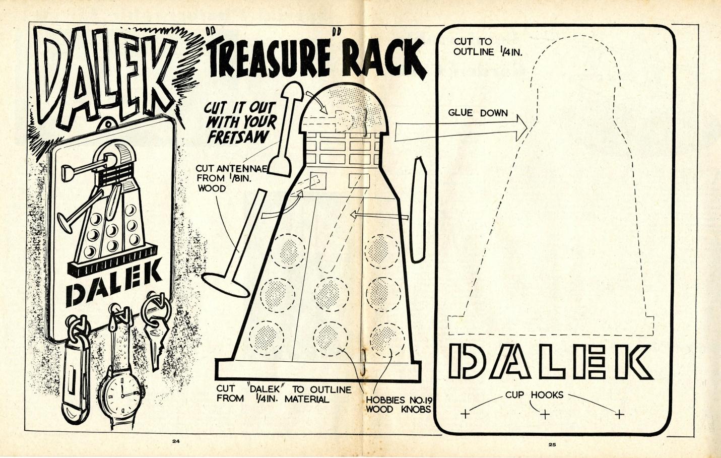 Hobbies Weekly, April 14, 1965