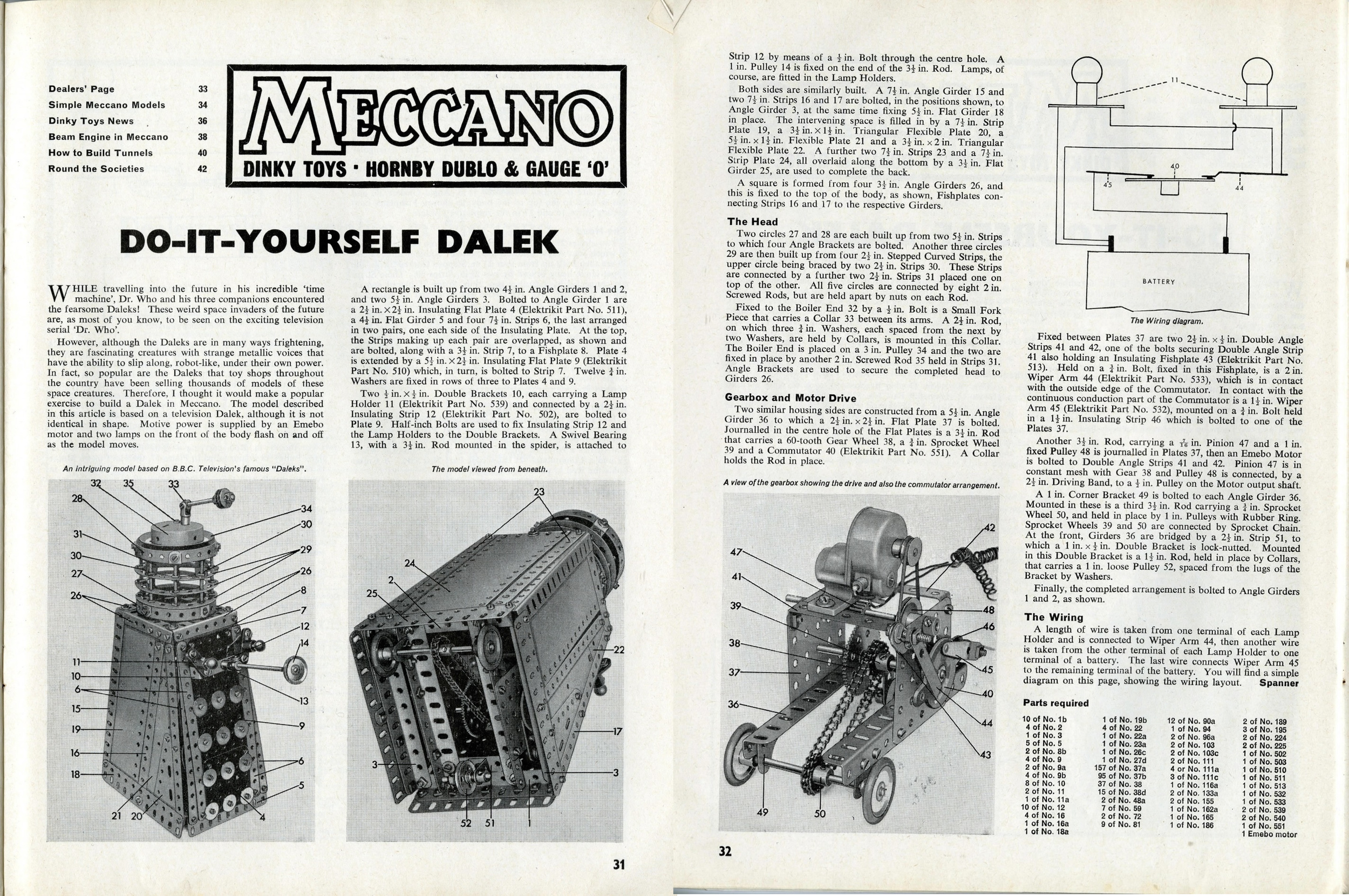 Meccano Magazine, April 1965