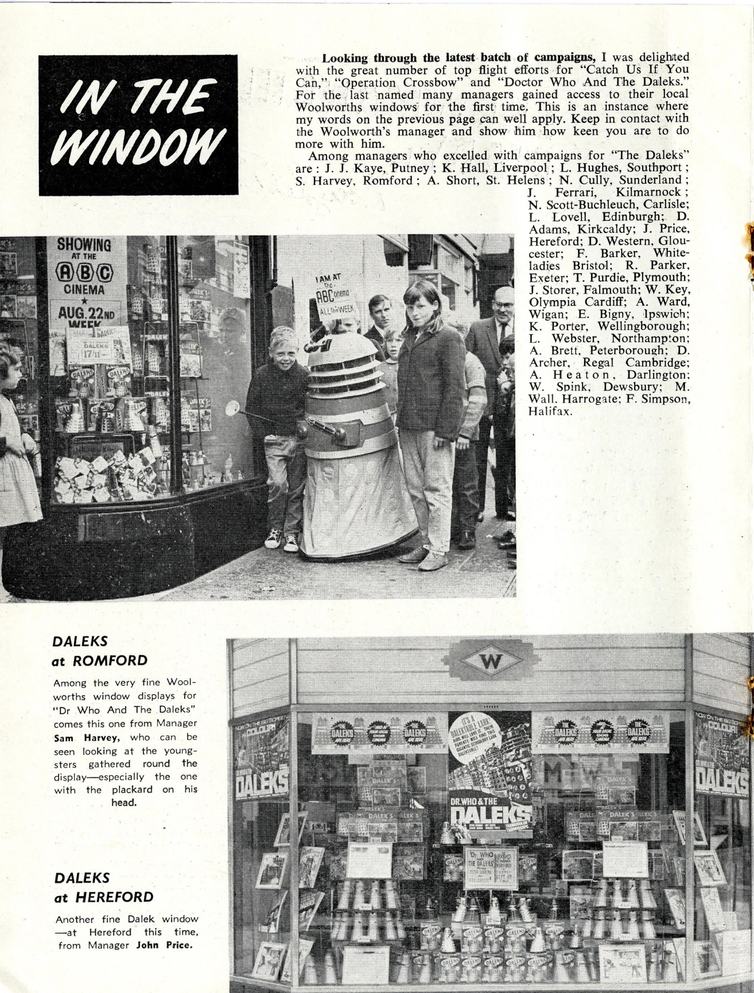 ABC News (ABC Minors Special), October 1965