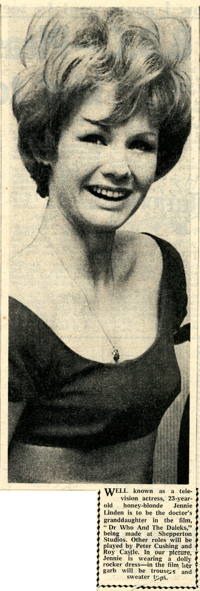 Weekly News, 20 March 1965