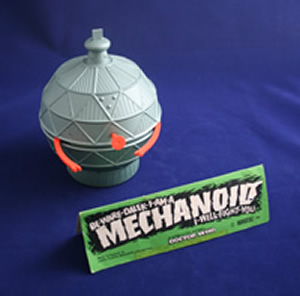 Mechanoid from Herts Plastic Moulders Ltd.