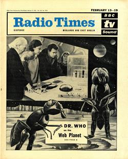 Radio Times, 13-19 February 1965