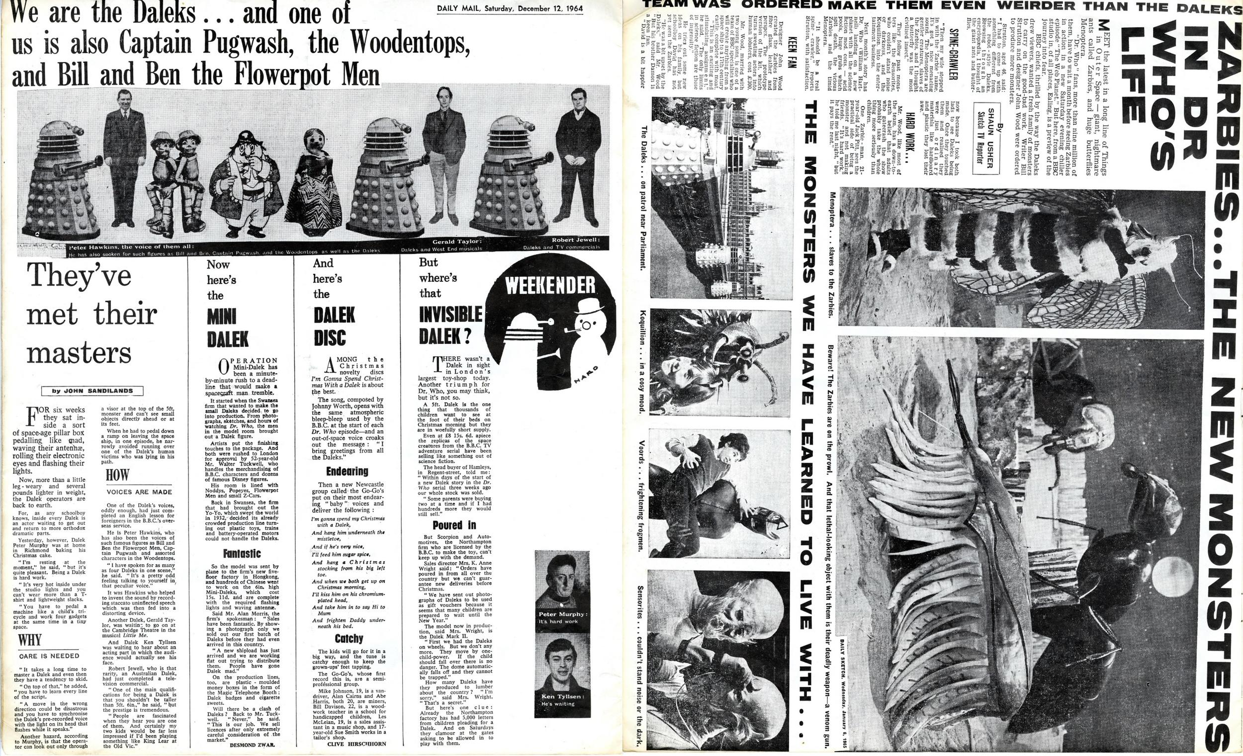 BBC TV Enterprises, promotional catalogue