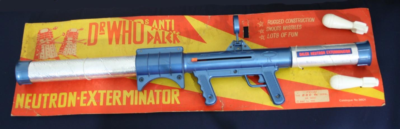 Lincoln International Ltd., Dr. Who's Anti-Dalek Neutron Exterminator