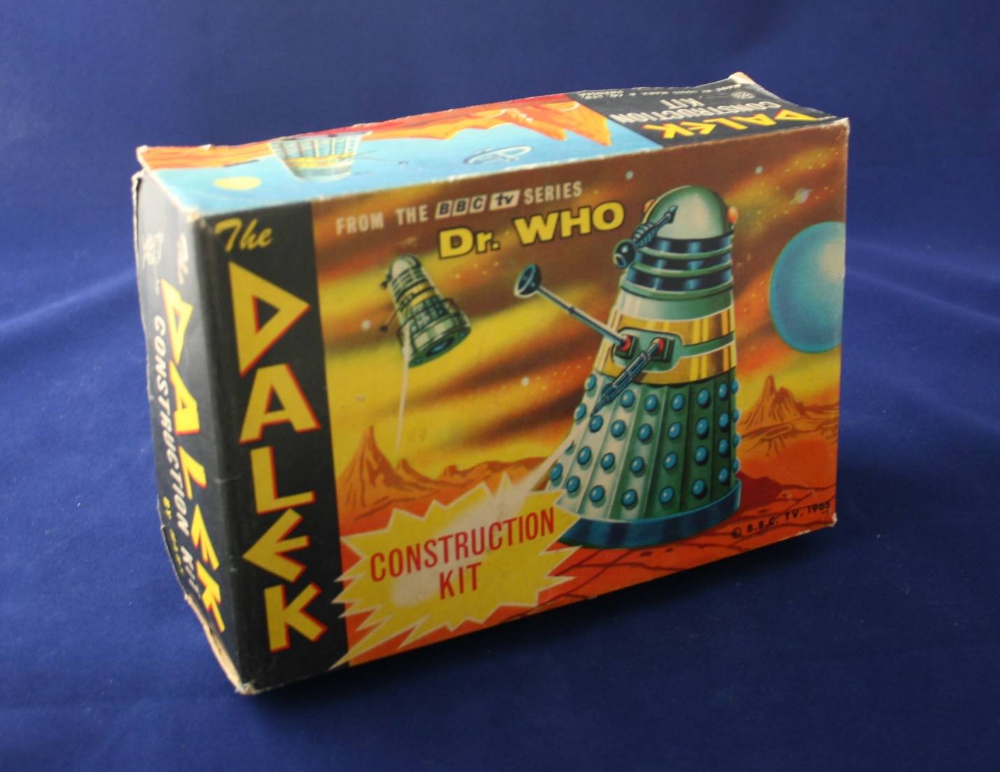 Louis Marx and Company Ltd., Dalek Construction Kit