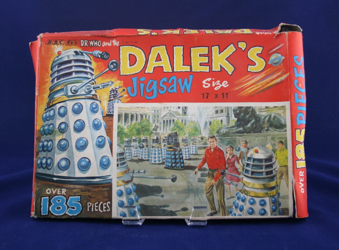 "Thomas Hope and Sankey Hudson Ltd., Dr. Who and the Daleks Jigsaw, ""Peace Talks"""