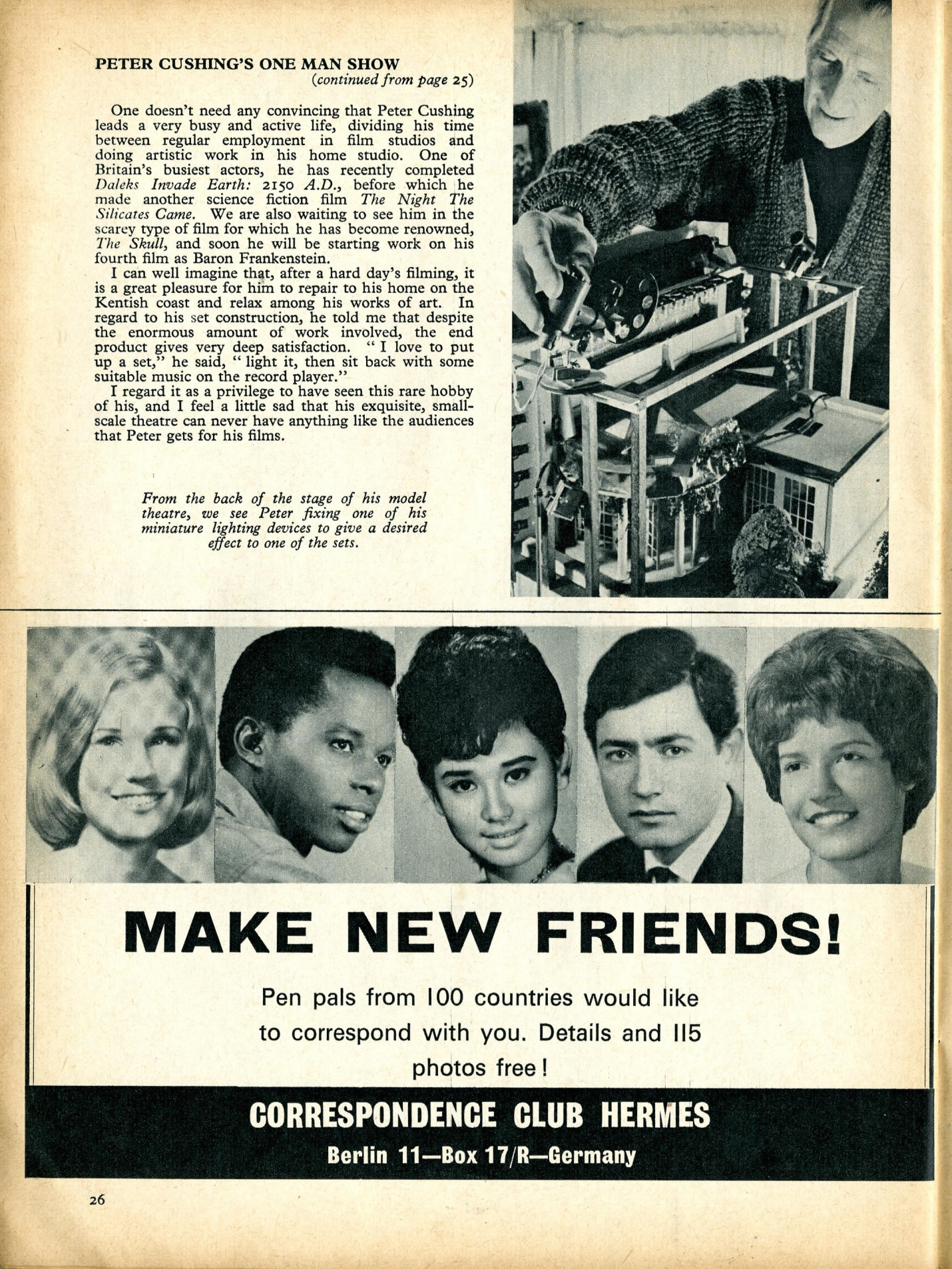 ABC Film Review, July 1966
