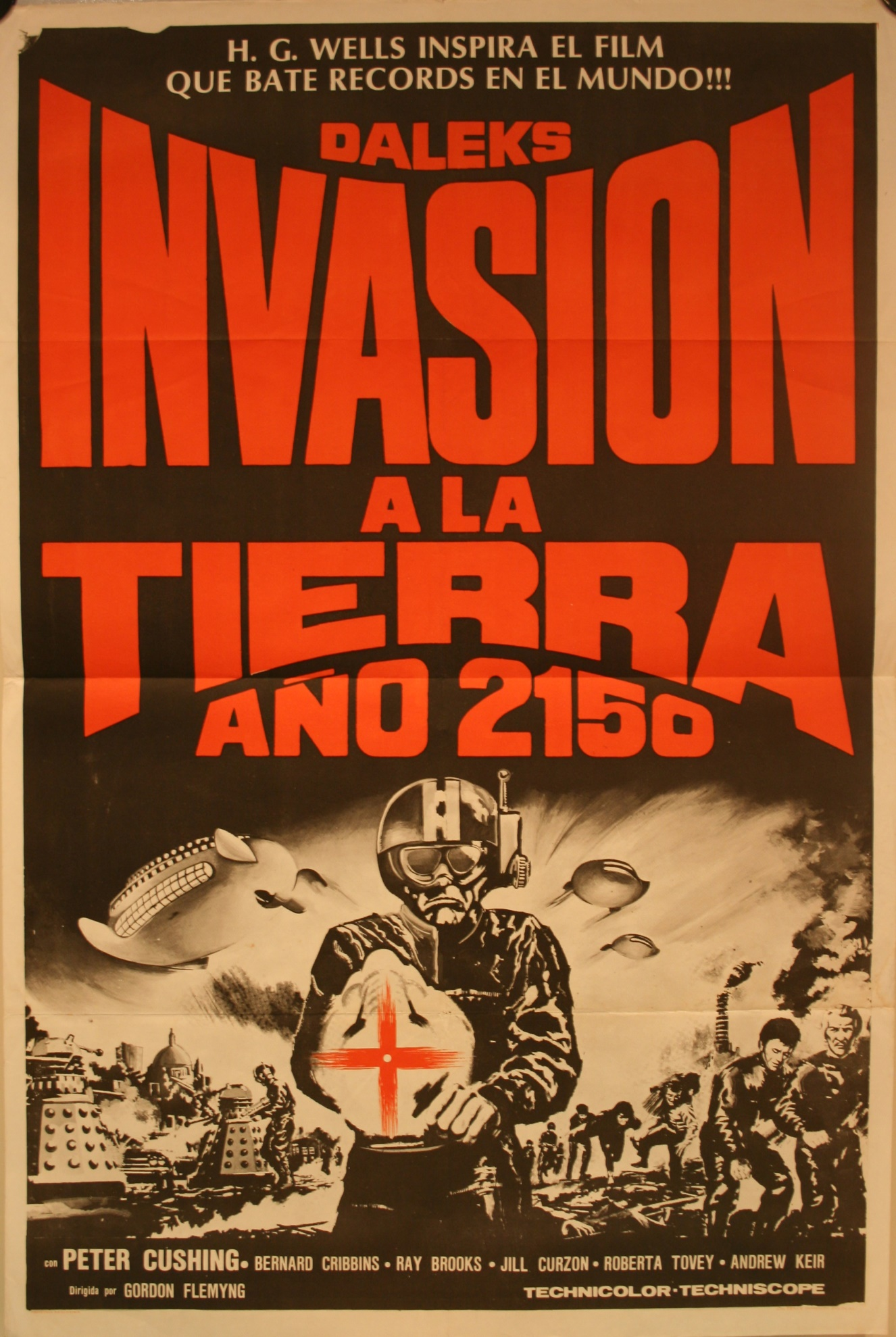 Argentinian One-Sheet Poster