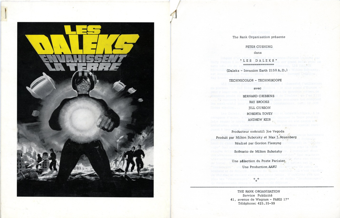 French Campaign Book