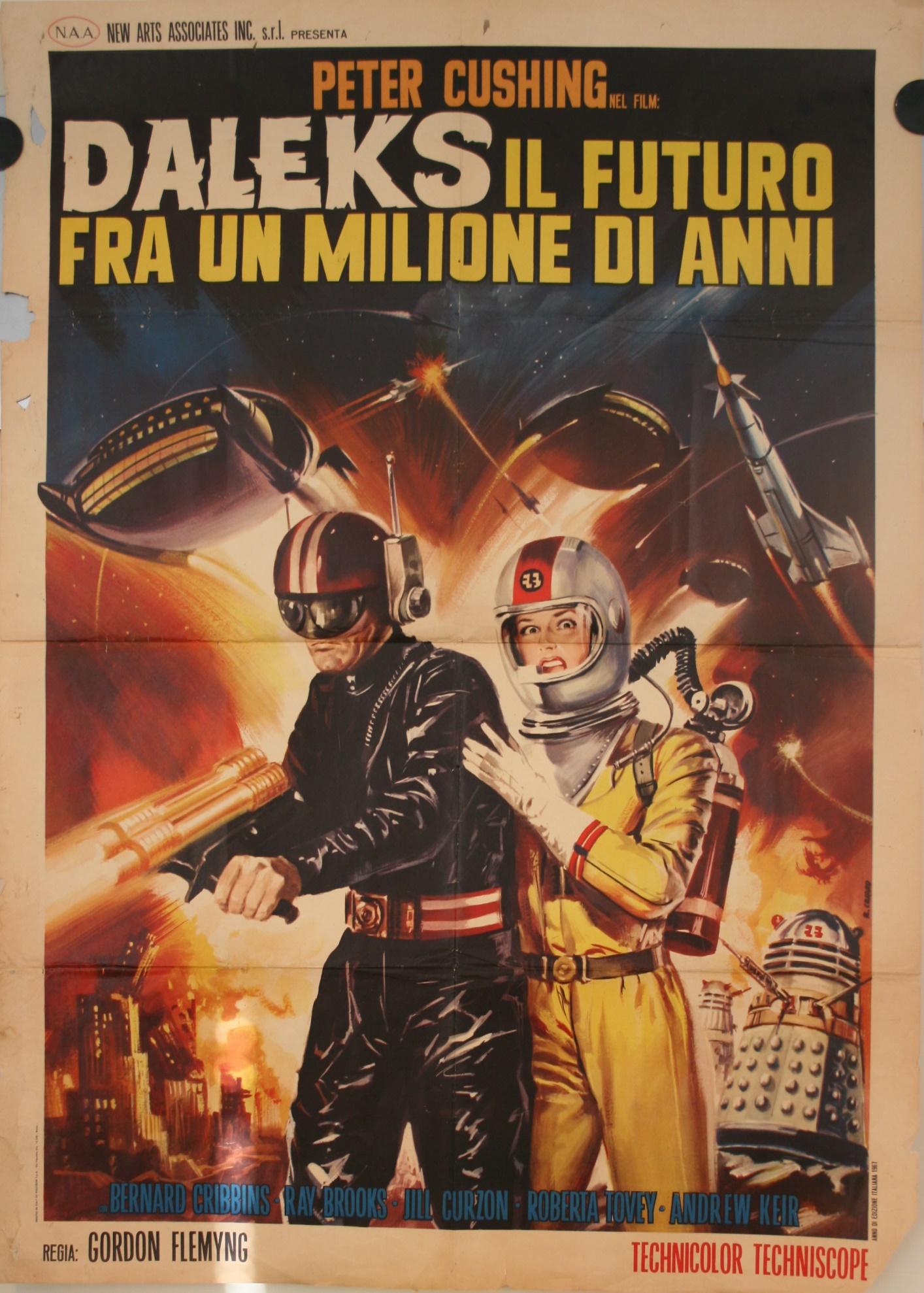 Italian Due Foglio Poster