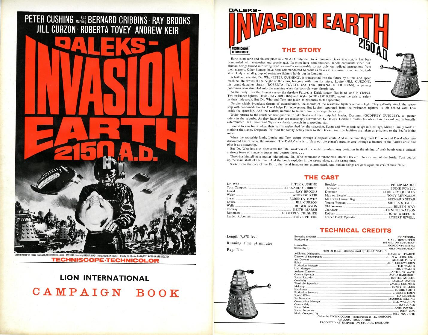 Lion International Campaign Book