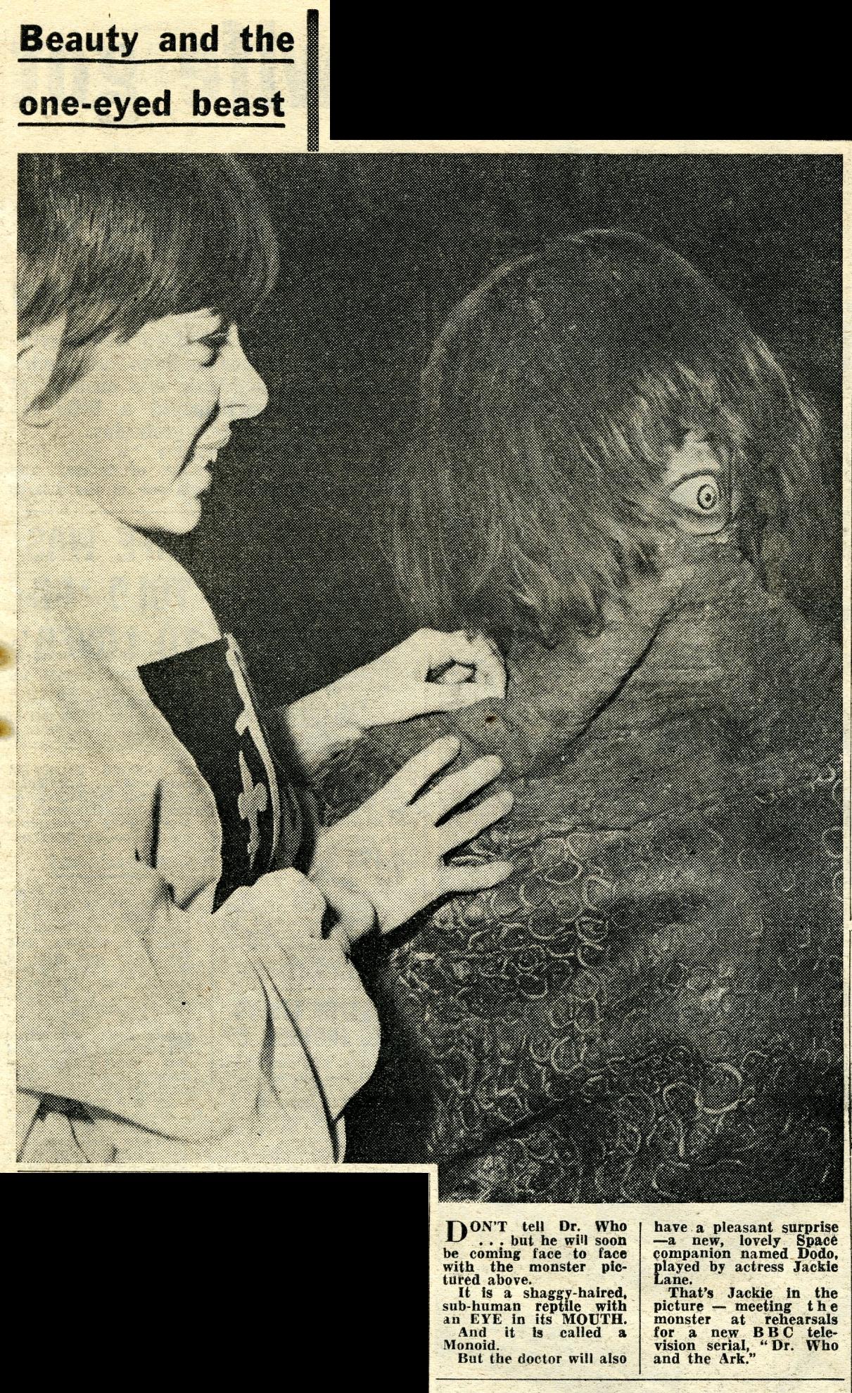 Daily Mirror, 19 February 1966