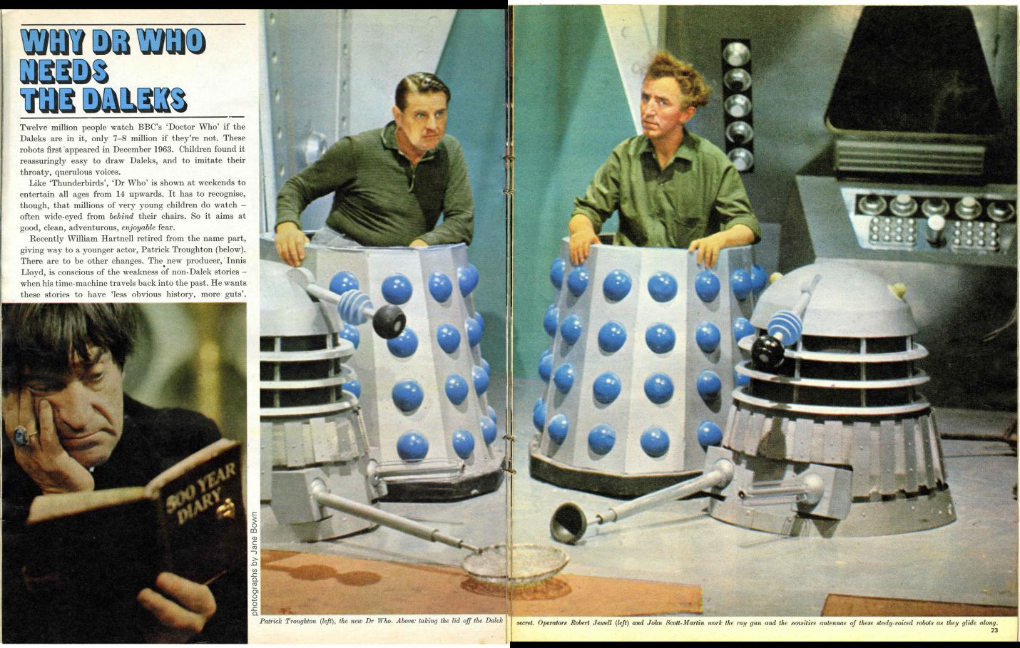 The Observer Magazine, 16 December 1966