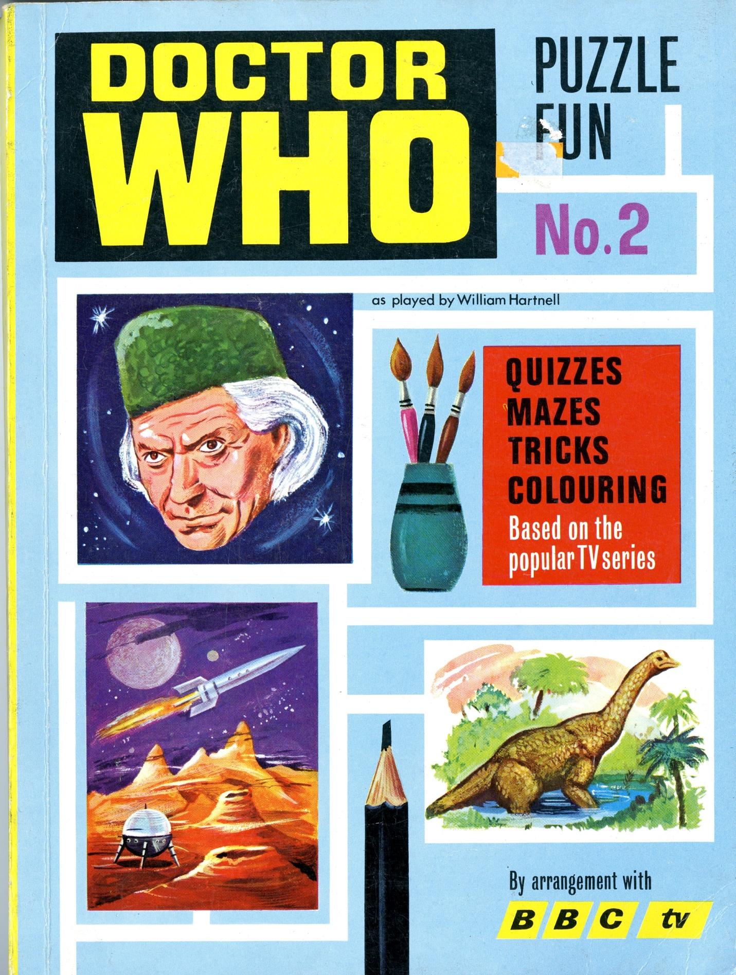 World Distributors, Puzzle Fun Book No. 2