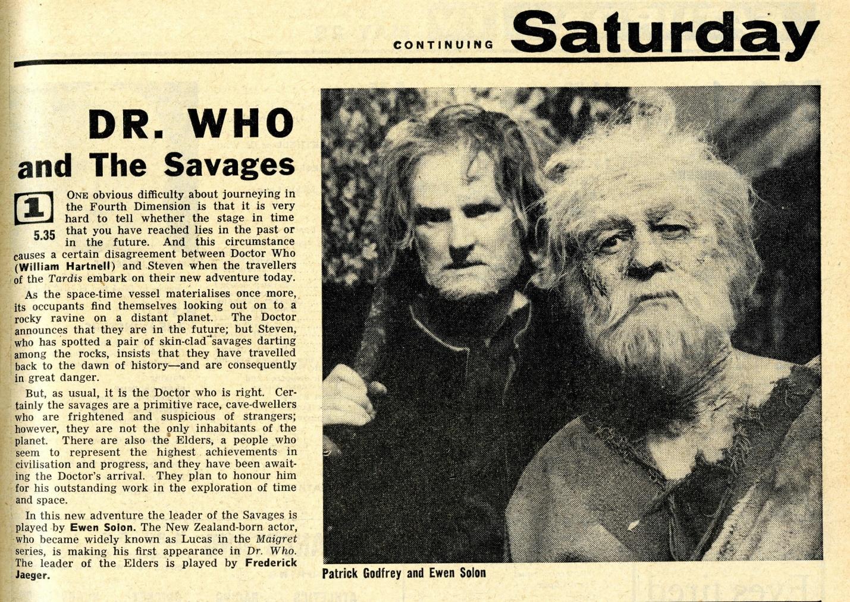 Radio Times, 28 May - 3 June 1966