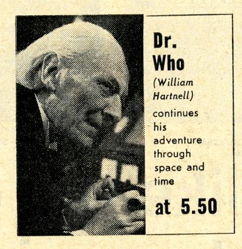 Radio Times, 29 January - 4 February 1966