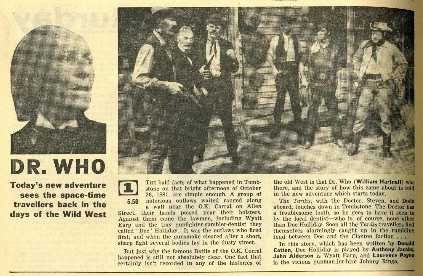 Radio Times, 30 April - 6 May 1966