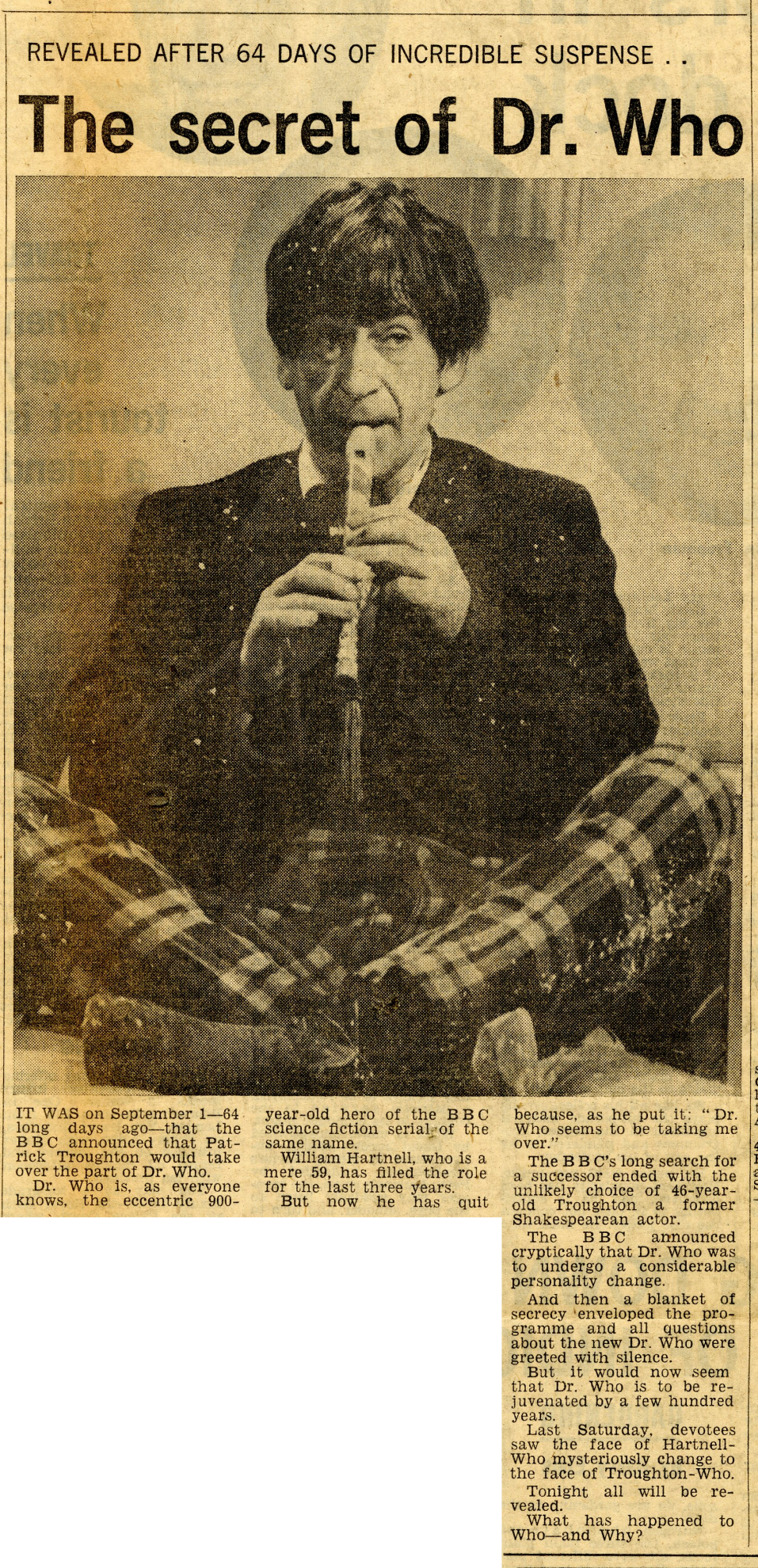 The Sun, 5 November 1966