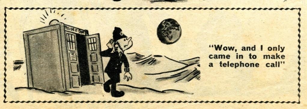 TV Century 21, no. 58, 26 February 2066 (1966)