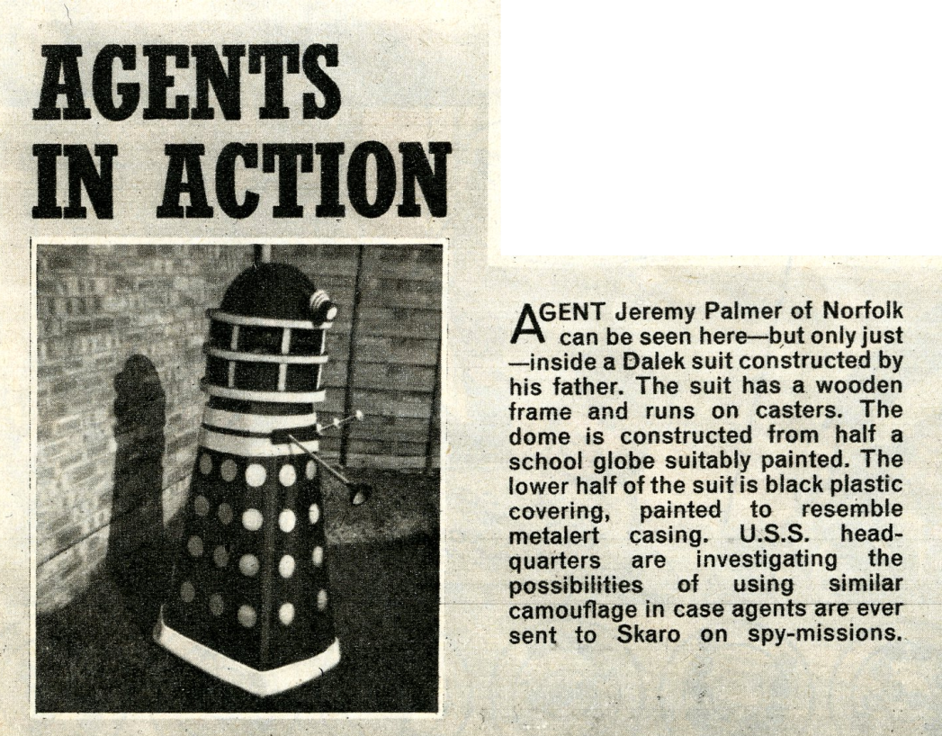 TV Century 21, no. 91, 15 October 2066 (1966)