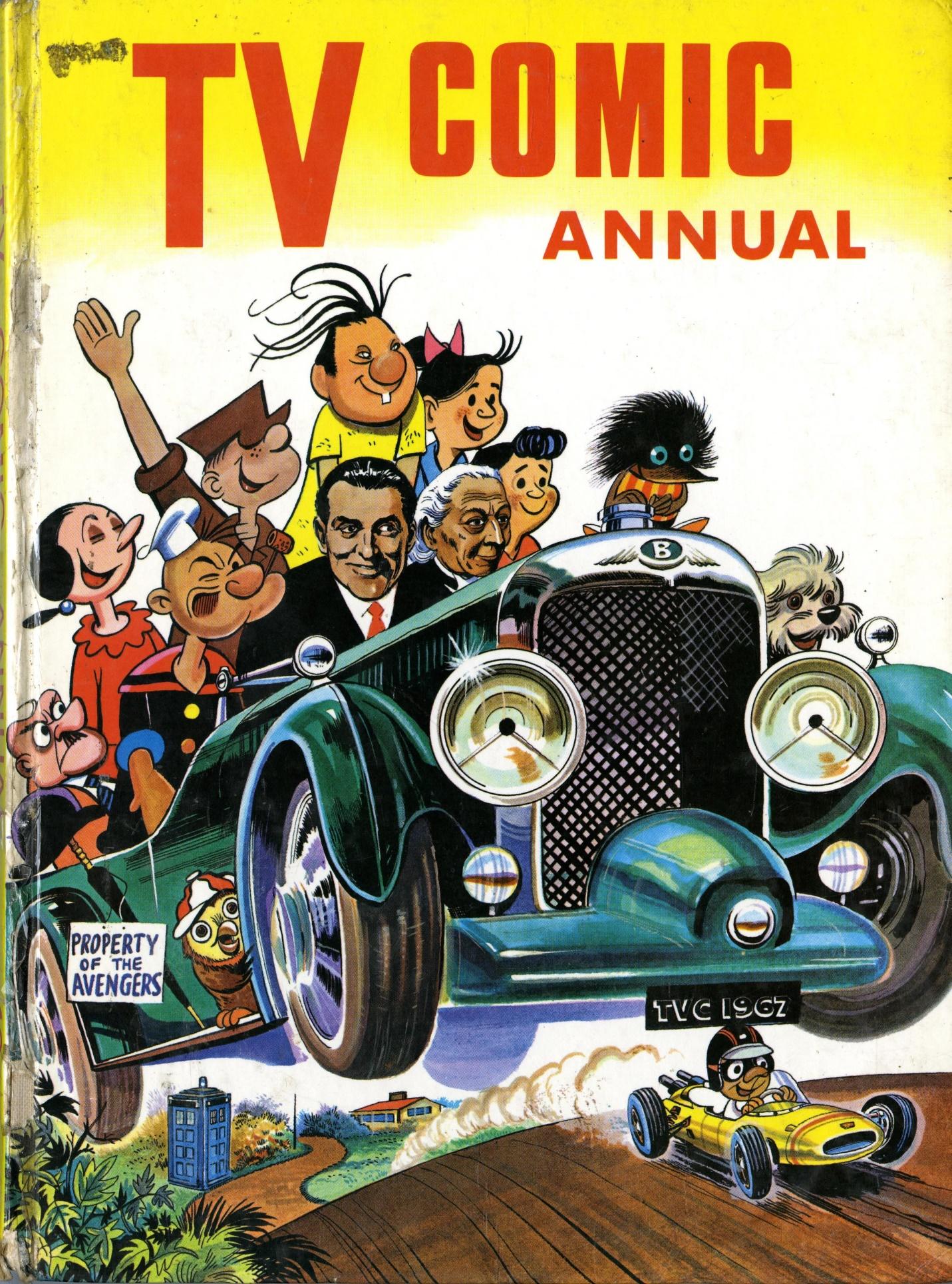 TV Publications Ltd., TV Comic Annual 1967 (published 1966)