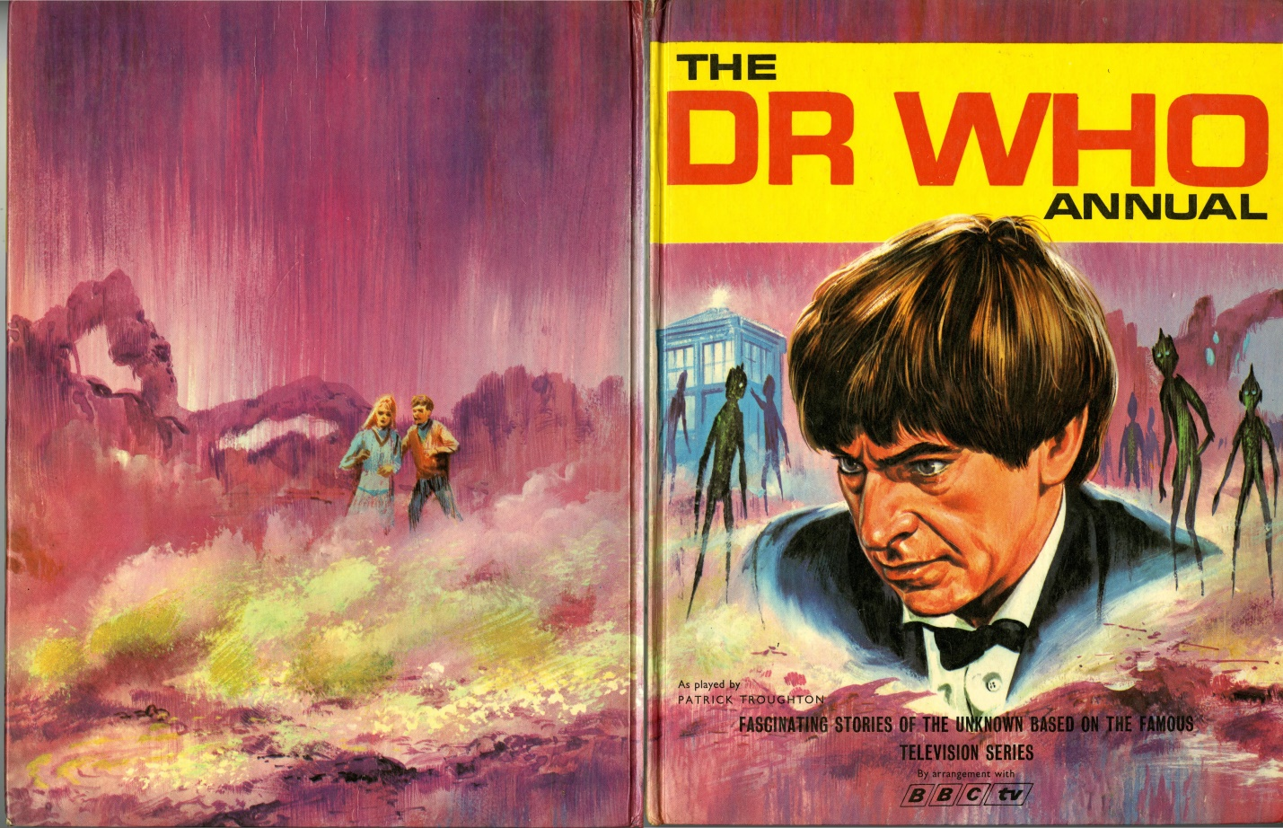 World Distributors, The Dr. Who Annual