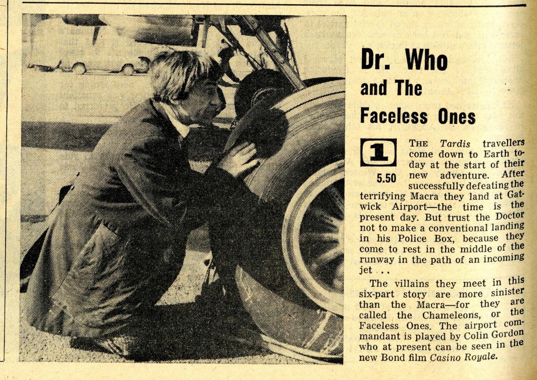 Radio Times, 8-14 April 1967