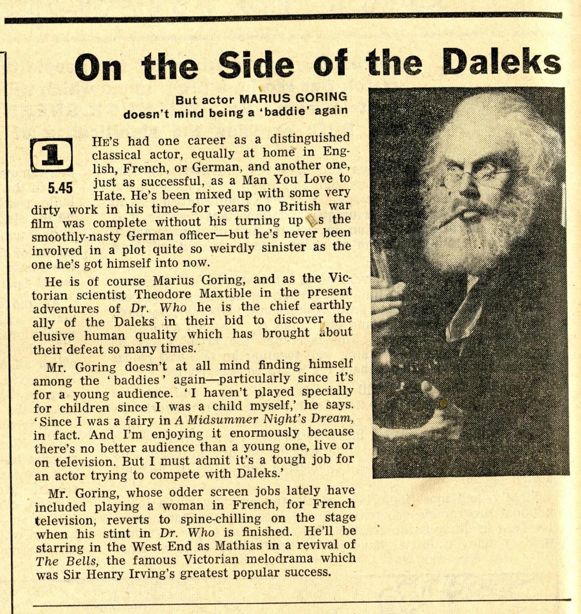 Radio Times, 24-30 June 1967