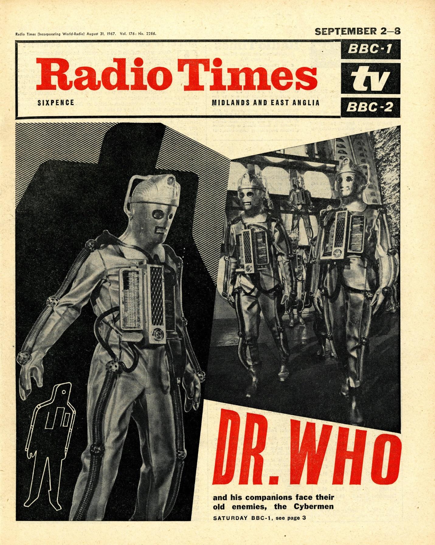 Radio Times, 2-8 September 1967