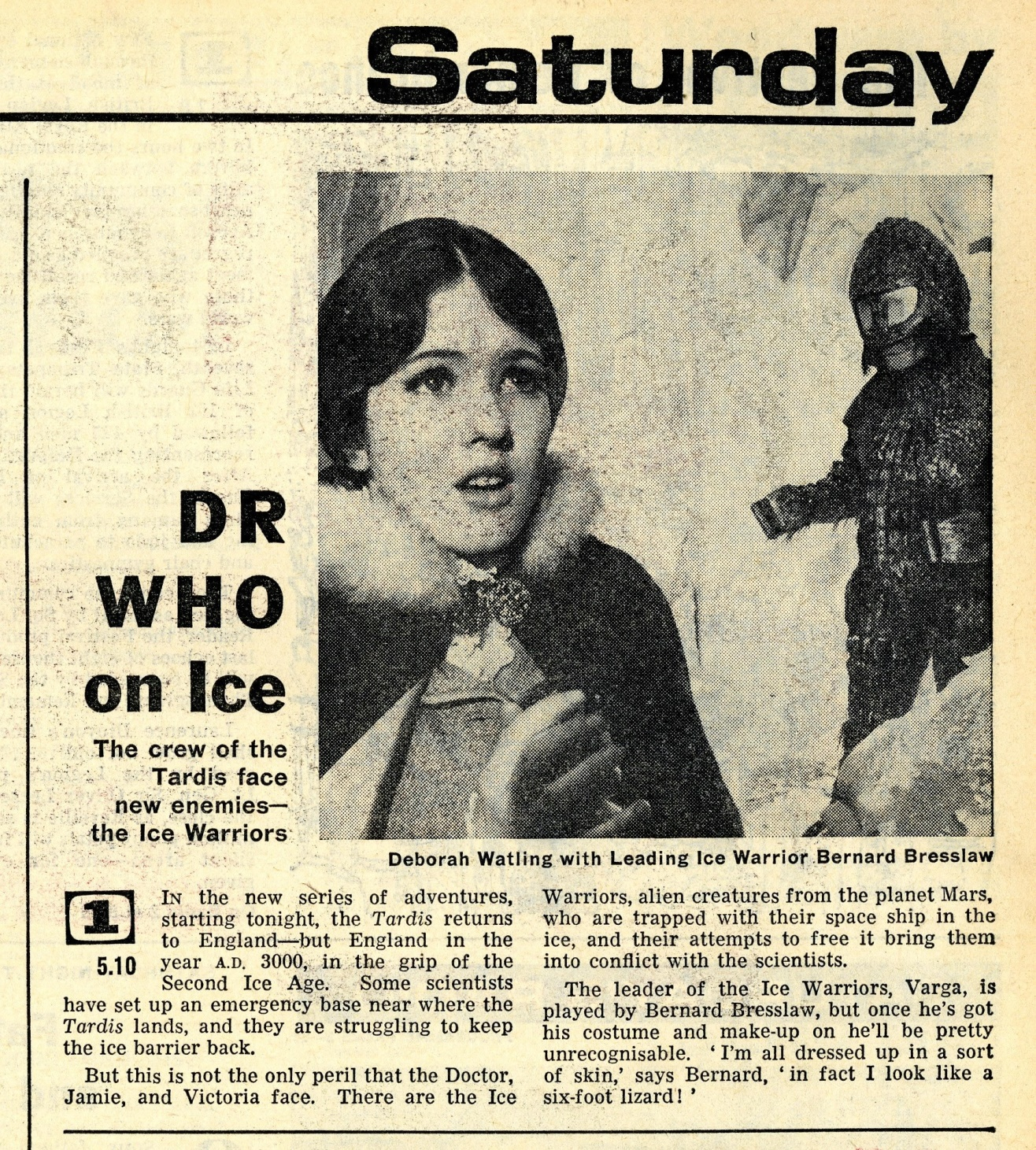 Radio Times, 11-17 November 1967