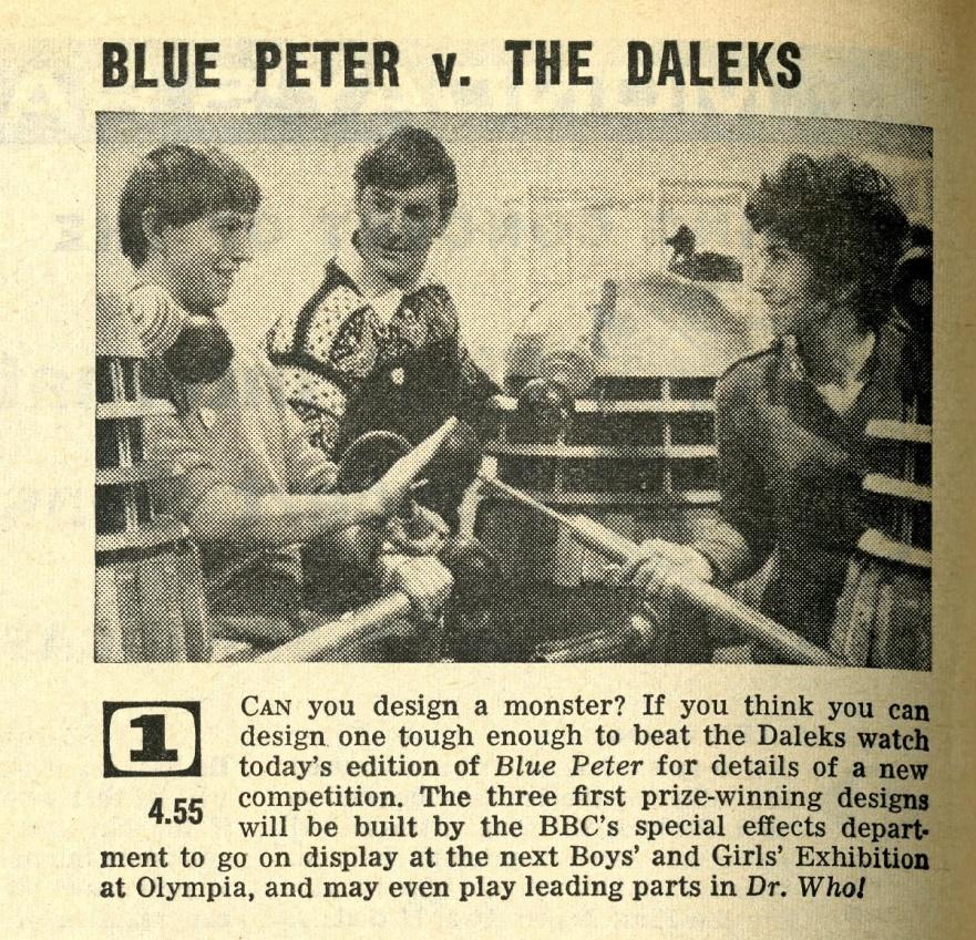 Radio Times, 25 November - 1 December, 1967