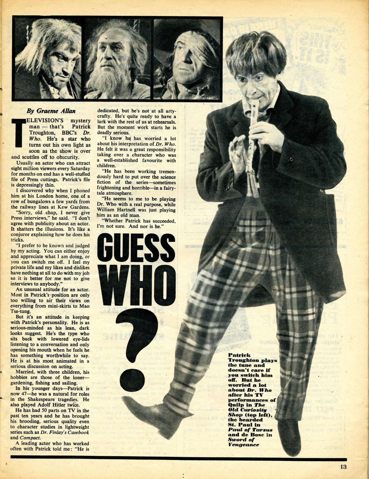 Titbits, 15 April 1967