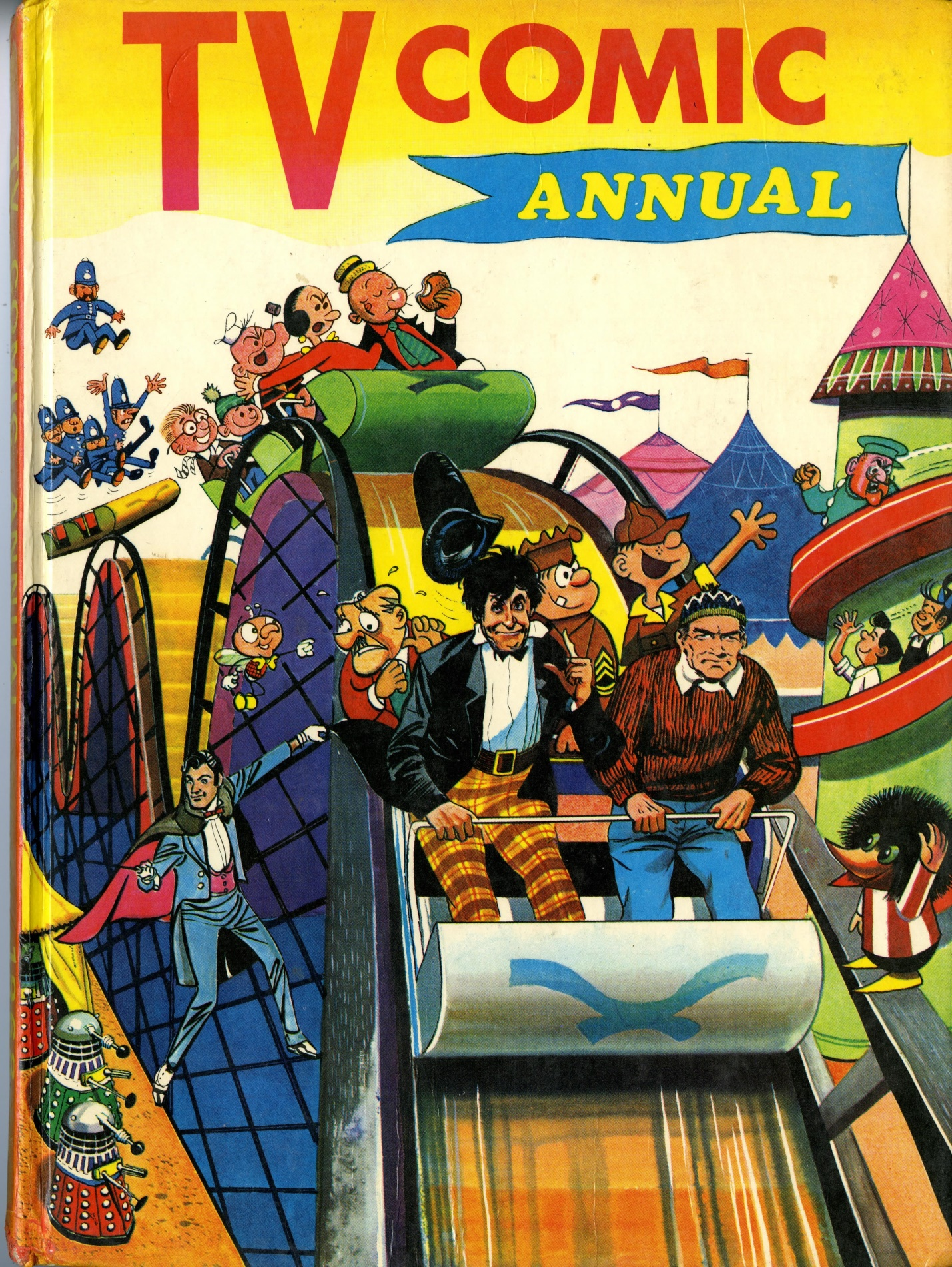 TV Publications Ltd., TV Comic Anuual 1968 (published 1967)