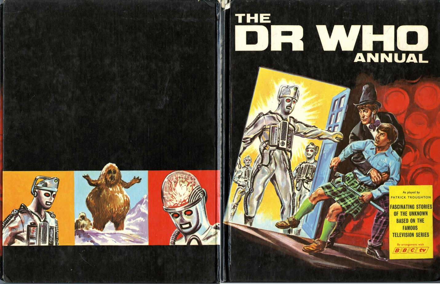 World Distributors, The Dr. Who Annual 1968