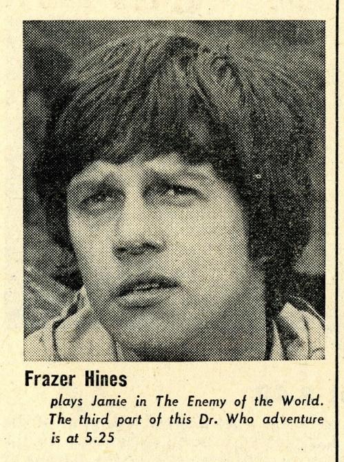 Radio Times, 6-12 January 1968