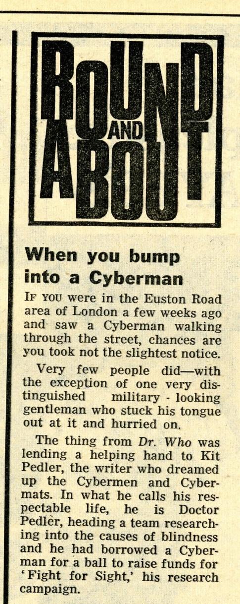 Radio Times, 10-16 February 1968