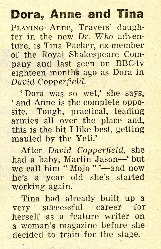 Radio Times, 17-23 February 1968